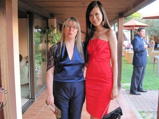 La stilista Lucia Caccamo fra le donne premiate al Premio Donna Siciliana 2014