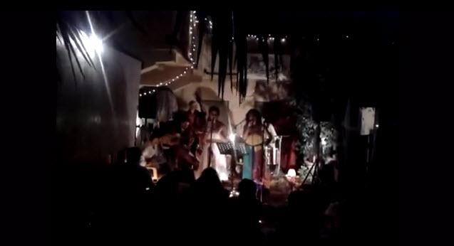 Jacopo Cullin e Madeira al Giardino Siotto: musiche che raccontano la schiavitù