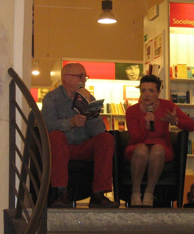 """Intervista di Alessia Mocci a Maria Caterina Targa ed al suo """"Onde di un mare sconosciuto"""""""