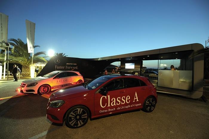 L'arte del movimento: Mercedes Benz primo motore ad alte prestazioni