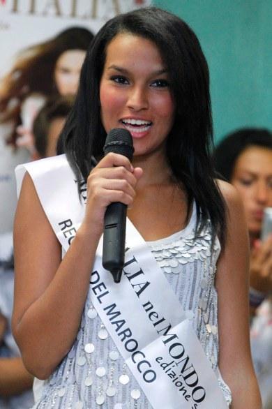 Miss Mediterraneo 2013: vince Nezha Wahib