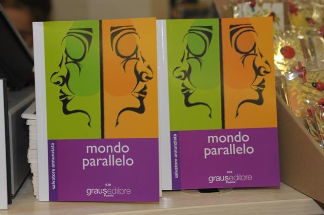 """""""Mondo parallelo"""", silloge poetica di Salvatore Annunziata"""