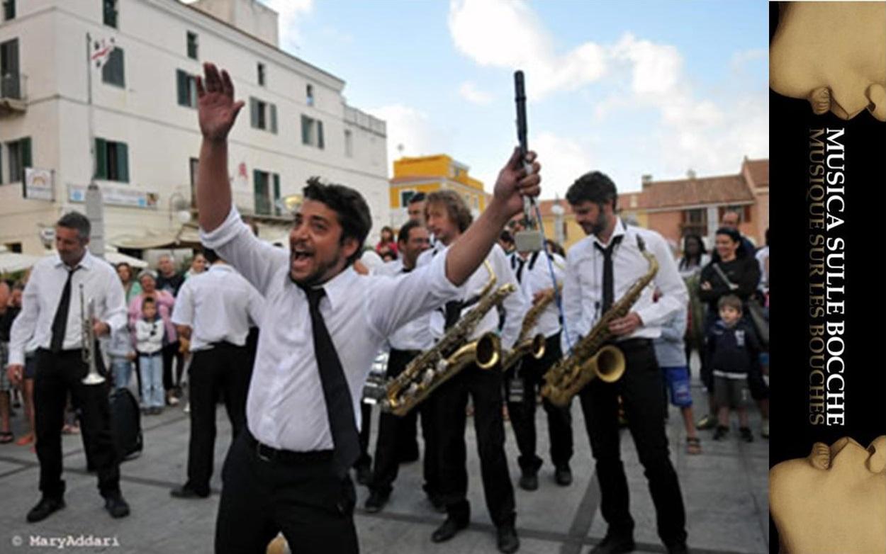 """XIII edizione del Festival Jazz """"Musica sulle Bocche"""", dal 29 agosto al 1 settembre 2013, Santa Teresa Gallura"""