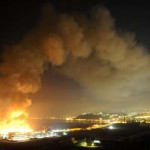 Distrutto da un incendio il museo interattivo Città della Scienza a Napoli