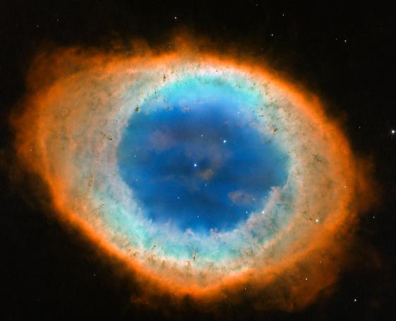 Nuove osservazioni dalla Nebulosa Anello Messier 57: scoperta nel 1779