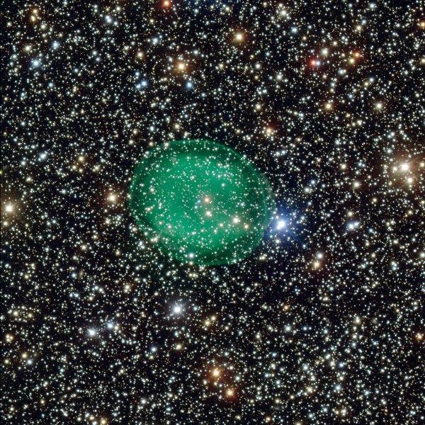 La Nebulosa Planetaria IC 1295: le nuove scoperte dal deserto di Atacama in Cile