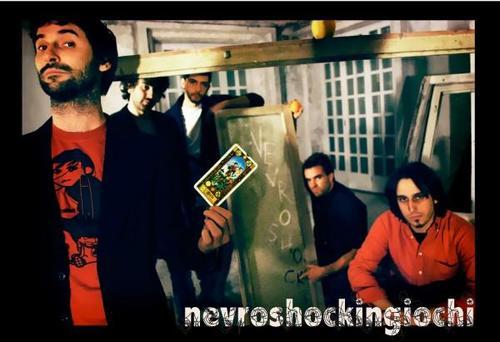 """Esce il 16 settembre """"Scena 2"""" della band maceratese Nevroshockingiochi: una lama nella carne psichica del nostro tempo"""