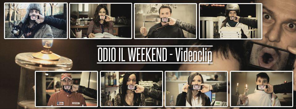 """""""Odio il weekend"""", primo singolo del cantautore Claudio Luisi"""