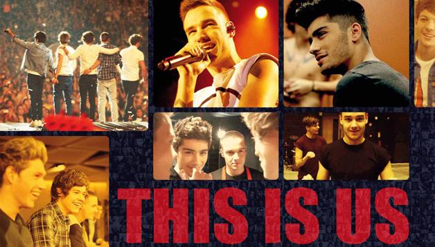 """""""One Direction: This is us"""" in vetta alla classifica dei film più visti al cinema nel week end  6 – 8 settembre"""