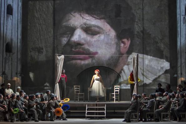 """""""Pagliacci"""", il dramma di Ruggero Leoncavallo diretto da Marco Bellocchio: dal 21 al 29 maggio al Teatro Petruzzelli, Bari"""