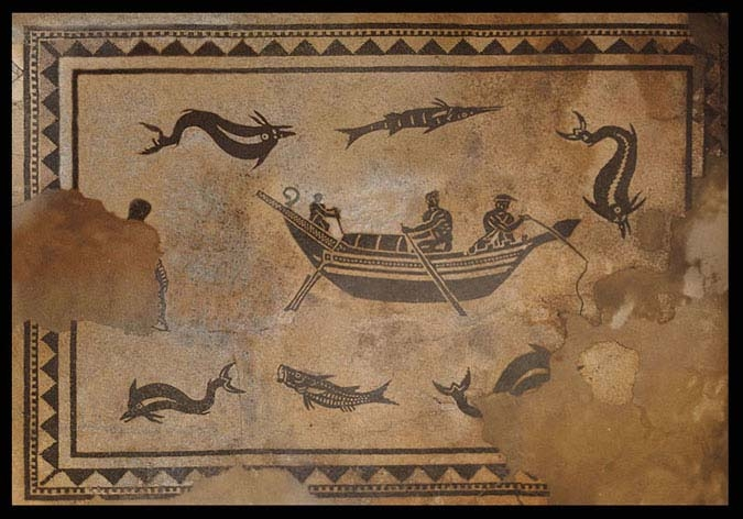 Terme Vigliatore, vivere nella pace delle terme romane