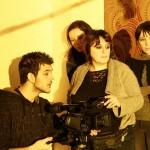 """""""Piccolo Caos"""", cortometraggio di Marinella Senatore, 4 luglio, Giardini Pubblici, Cagliari"""