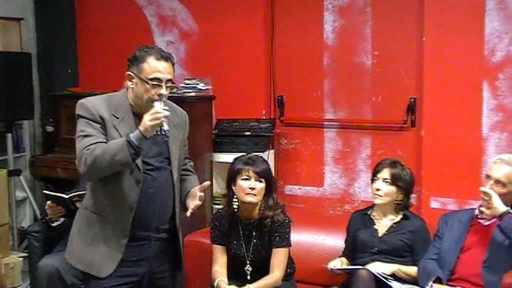 """Intervista di Cristina Biolcati a Pietro Baratta ed al suo libro """"Dedicato all'amore"""""""