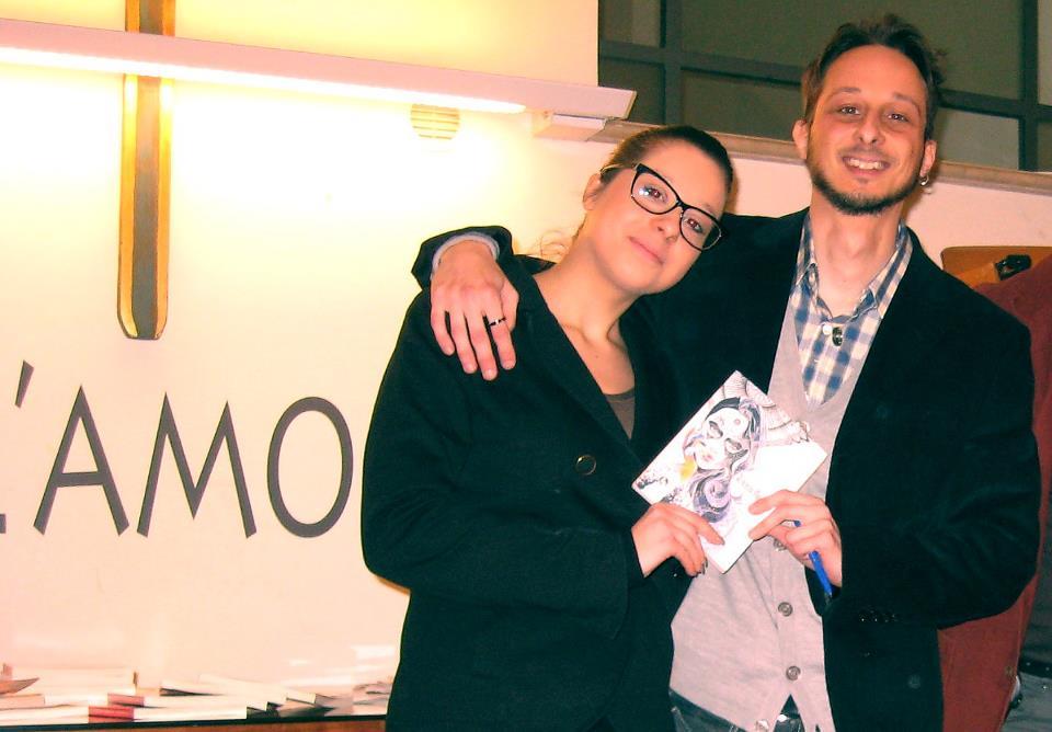 """Resoconto della presentazione romana di """"Brezze Moderne"""" dell'autore Pietro De Bonis"""