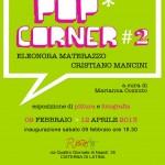 """""""Pop Corner #2"""", esposizione di pittura e fotografia, dal 9 febbraio al 12 aprile, Cisterna di Latina"""