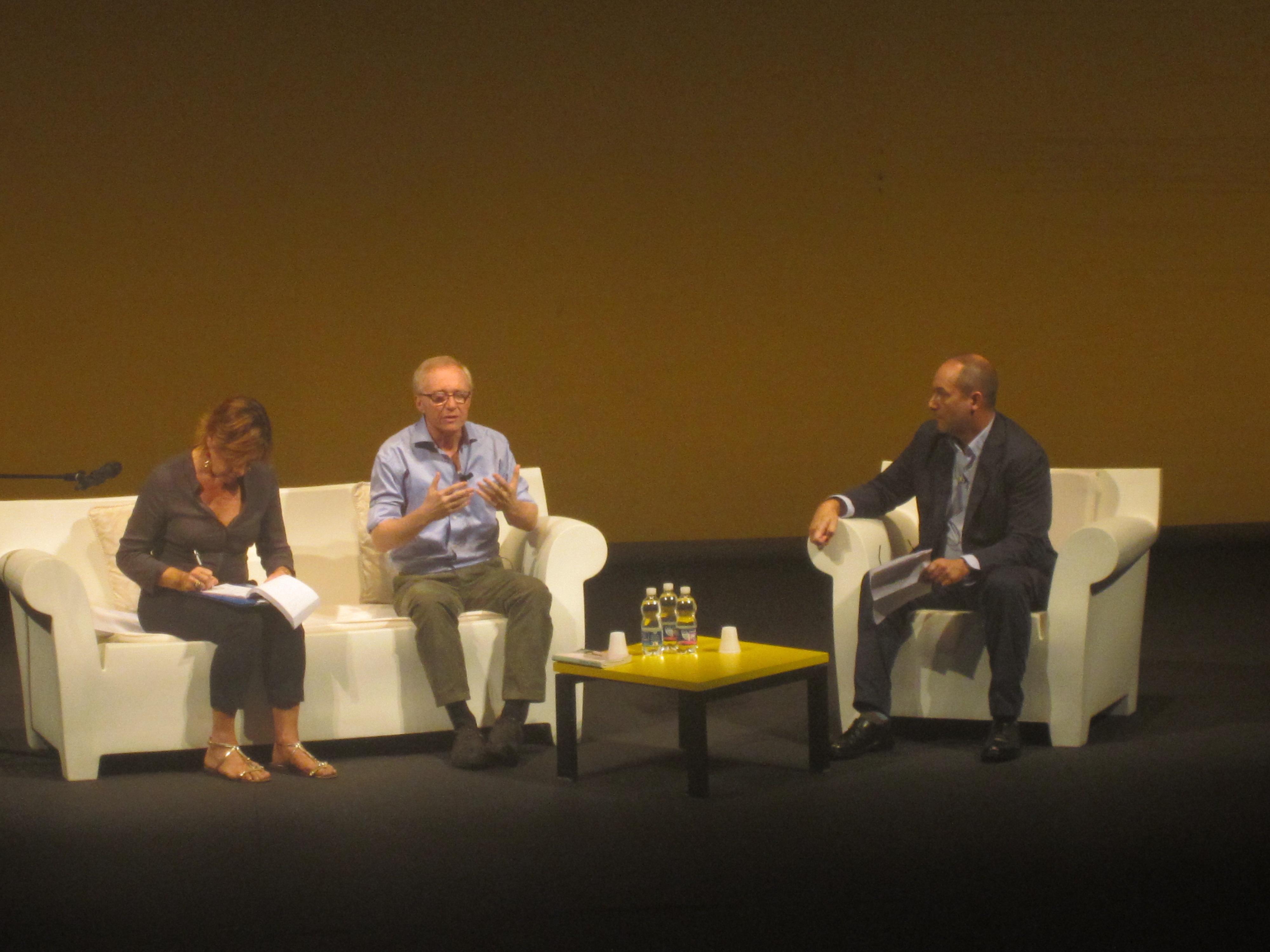 """""""Pordenonelegge 2014"""": la Festa del libro con gli autori di Pordenone"""