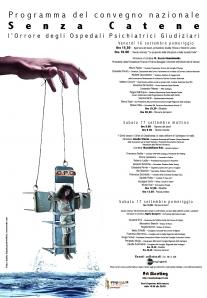 Resoconto di Francesca Fadda sulla seconda edizione di Manicomi Aperti, 16-20 settembre, Cagliari