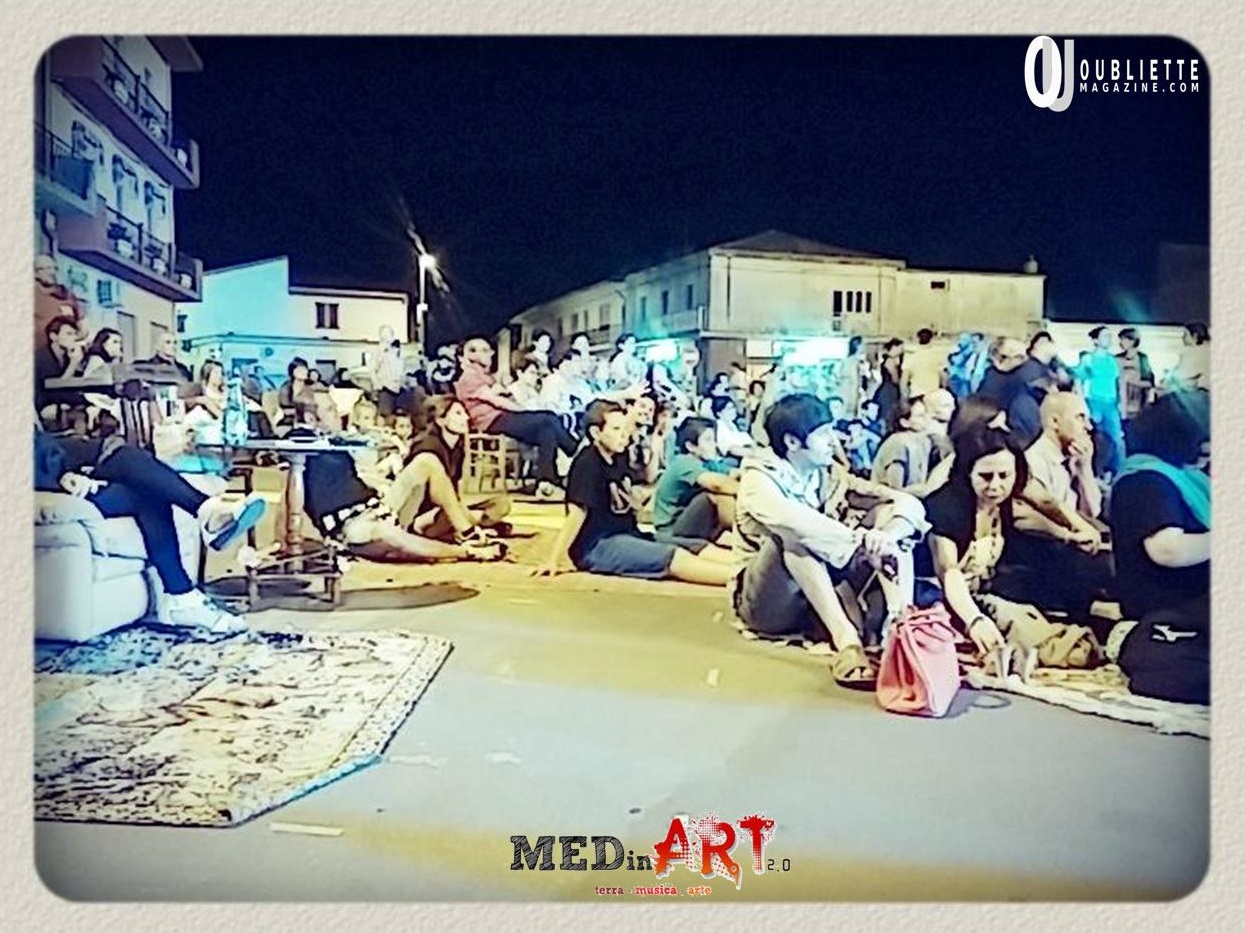"""""""Med in Art 2014"""": la prima giornata del festival di terra, musica ed arte di Samassi"""