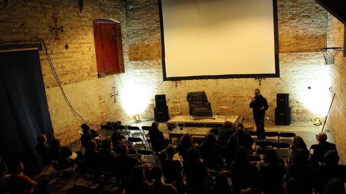"""""""Quadrangle Film Festival 2013"""": rifugio per documentaristi nella campagna di Kent, UK"""