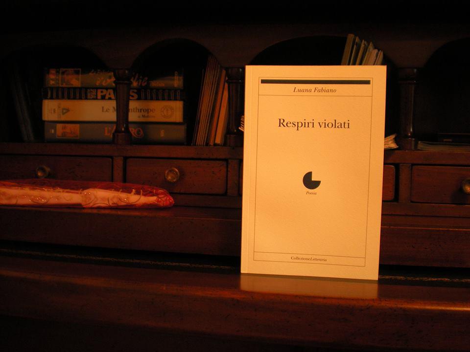 """""""Respiri violati"""", libro di Luana Fabiano: un messaggio positivo e di speranza per ogni donna"""