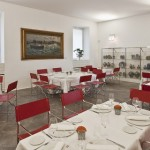 Cucina ed arte: il palazzo cinquecentesco Branciforte, ristorante e spazio artistico