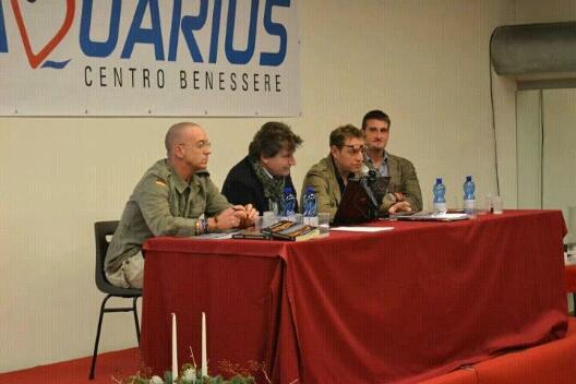 """Roberto Lirussi a PordenoneLegge 2013 con """"La regalità calò dal cielo"""", dal 18 al 22 settembre, Pordenone"""