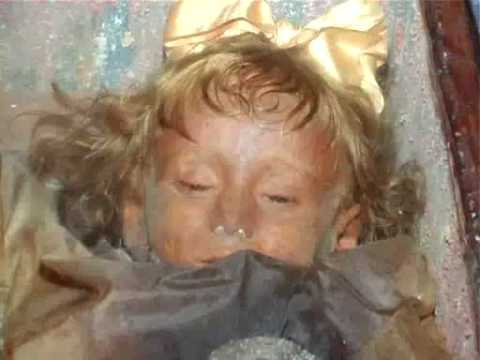 Rosalia Lombardo: la mummia più bella del mondo