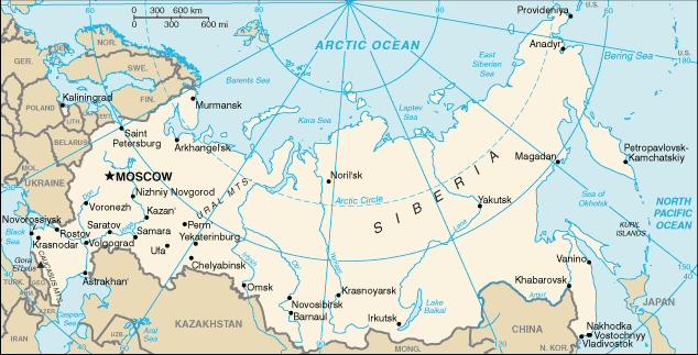 Jaja: il mistero di una nuova isola scoperta nel Mar di Siberia