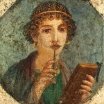 Ritrovate su un antico frammento di papiro del III secolo due poesie inedite di Saffo