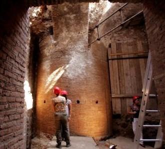 Coenatio Rotunda: la stanza da pranzo girevole di Nerone