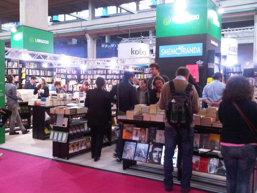 Un po' triste il Salone del Libro di Torino: dov'è finita l'editoria?