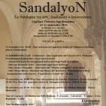 """""""Sandalyon: La Sardegna tra arte, tradizione e innovazione"""", dal 13 al 21 settembre, Cagliari"""