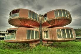Città abbandonate: Sanzhi, il villaggio alieno sulla costa di Taiwan