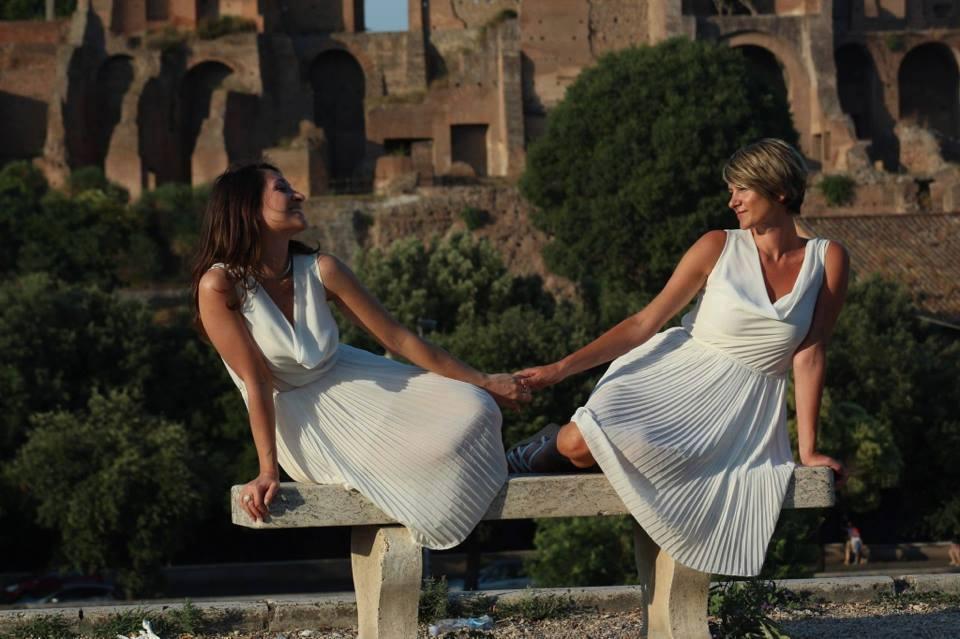 """Intervista di Rebecca Mais al cast dello spettacolo teatrale """"Roma: tra strorie, canzoni, vizi e passioni"""""""