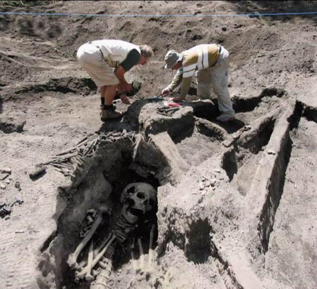 Uno dei segreti più misteriosi nascosti all'umanità: il ritrovamento di diciotto scheletri giganti nel Winsconsin