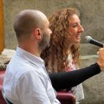 """Simona Atzori, le sue opere ed il suo esempio di vita al """"Premio Letterario Giuseppe Dessi 2014"""" a Villacidro"""