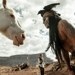 """The Lone Ranger"" sorpassa ""World War Z"" nella classifica dei film più visti al cinema per il week end 5 – 7 luglio 2013"