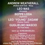 """""""Humani – The Space Pioneers"""", rassegna di musica contemporanea, 9 febbraio 2013, Pescara"""