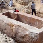 Scoperto sarcofago di un faraone sconosciuto: si pensa possa appartenere a Sobekhotep della XIII° dinastia