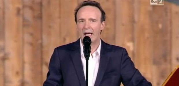 """""""Tutto Dante"""": il flop di Benigni ci costa 500 mila euro a puntata"""