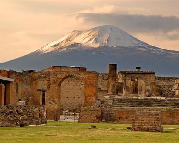 Studiosi americani ipotizzano una nuova eruzione del Vesuvio simile a quella del 79 d.C.