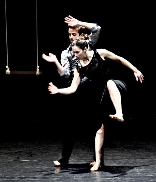 """""""Vuoti d'aria"""", progetto di danze umbre, 8 febbraio 2013, Magione (PG)"""